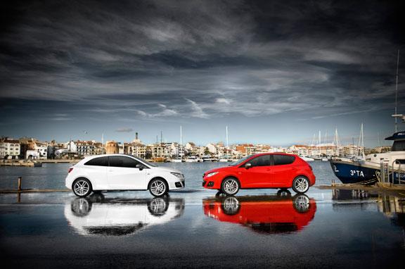 Seat Ibiza, líder de ventas en España
