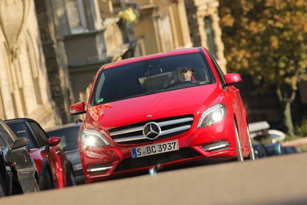 Mercedes B 200 CDi BE