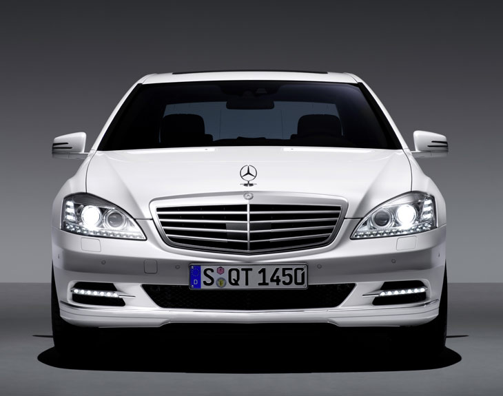 Mercedes Clase S 2009