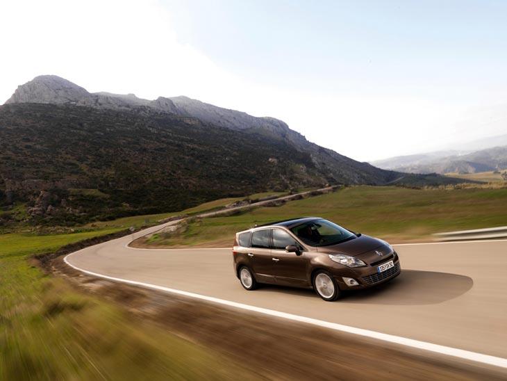 Nuevos Renault Scénic y Grand Scénic