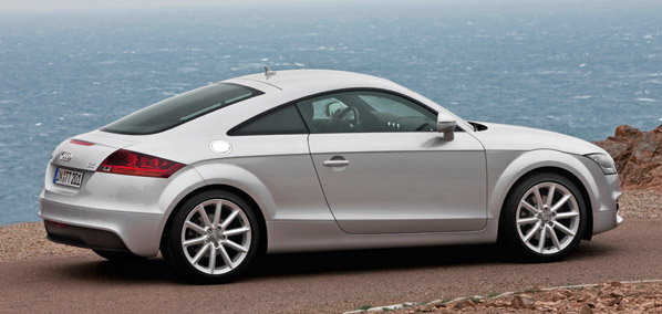 Audi actualiza los TT Coupé y Roadster