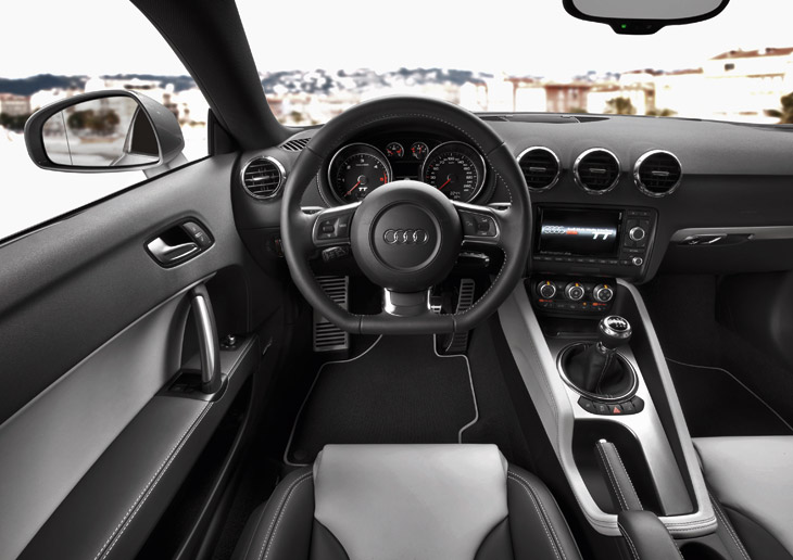 Audi TT restyling