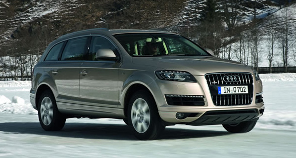 Audi Q7: Nuevos motores y caja de cambios