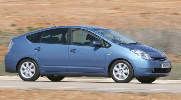 El Toyota Prius, el mejor valorado