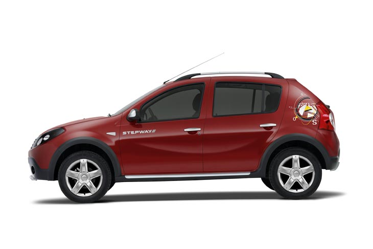 Dacia Sandero Stepway, sus detalles.