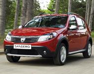 Dacia Sandero SUV