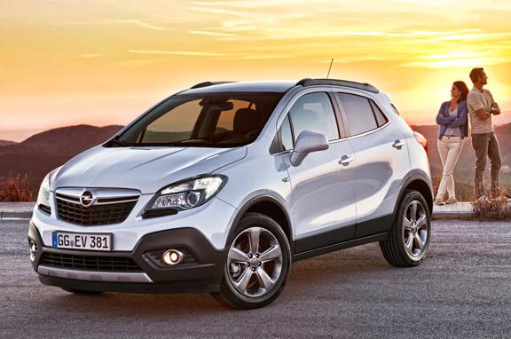 Opel Mokka, el nuevo SUV alemán