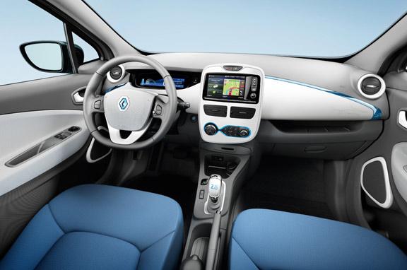 Renault ZOE, el utilitario eléctrico