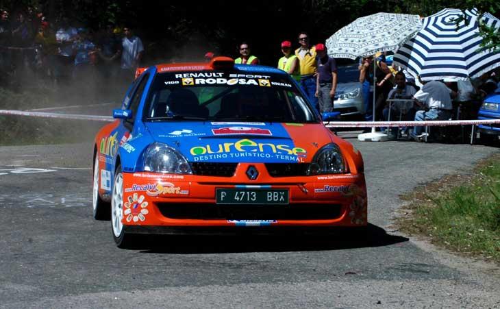 Rally Rías Baixas