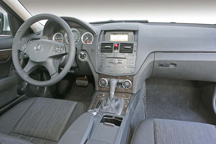 Mercedes Clase C