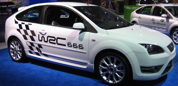 Ford Focus TDCI WRC-S