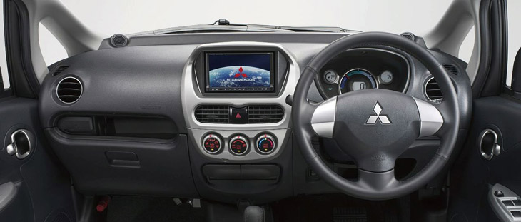 Mitsubsihi i-MIEV, el coche eléctrico
