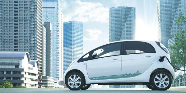 Mitsubishi i-MIEV eléctrico