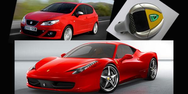 SoundRacer: convierte tu coche en un Ferrari