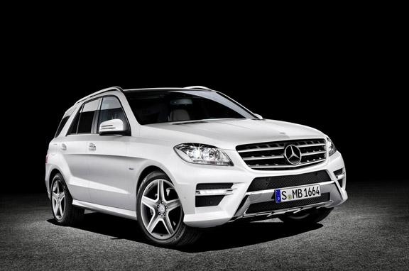 Nuevo Mercedes Clase M 2012