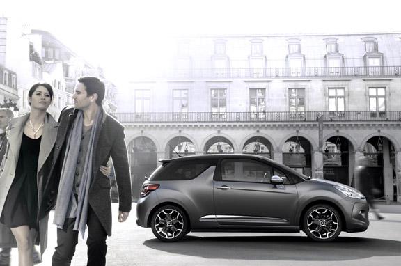 Citroën DS4 Grey Matter