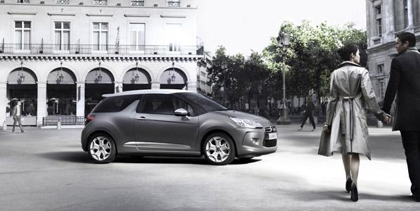 Citroën DS3 Grey Matter