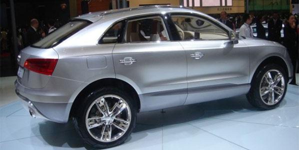 Seat comienza a fabricar el Audi Q3