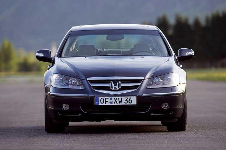 Honda Legend. Contacto.