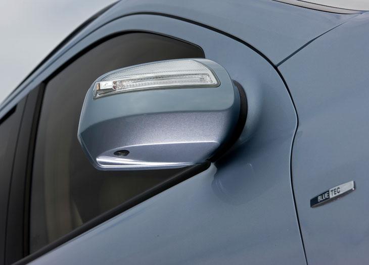 Mercedes ML 320 BlueTEC