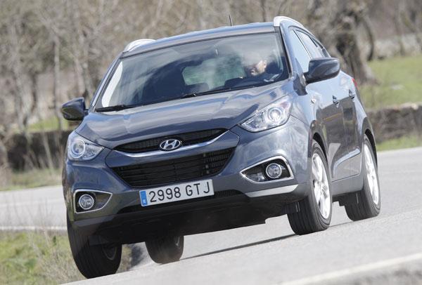 Hyundai ix35 2.0 CRDI 4x2