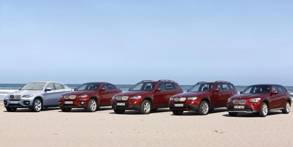 BMW bate su récord de ventas