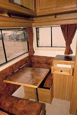 Interiores caravanas