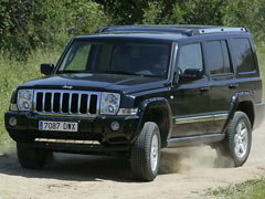 Jeep Commander 3.0 CRD V6 Limited