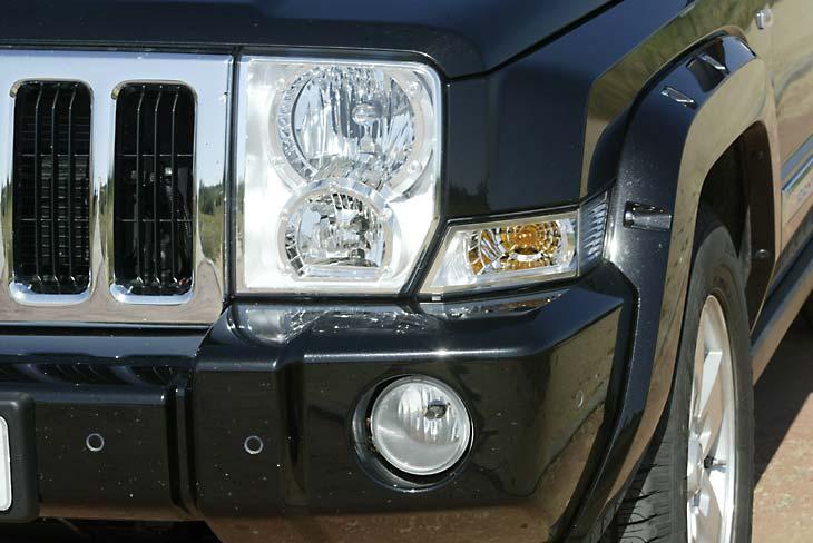 Jeep Commander CRD