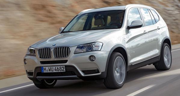 Novedades para el BMW X3