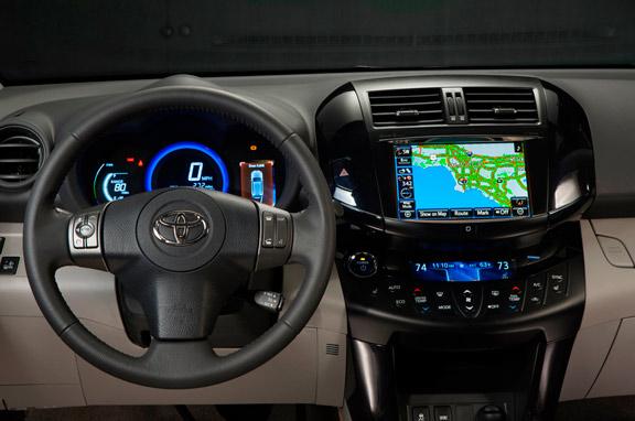 Toyota RAV4 EV eléctrico