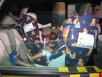 5* EuroNCAP Renault Scénic