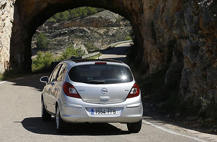 Opel Corsa Superprueba