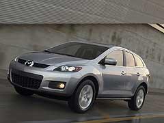 Mazda: CX-7 y Senku