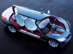 Renault Nepta: el futuro cabrio