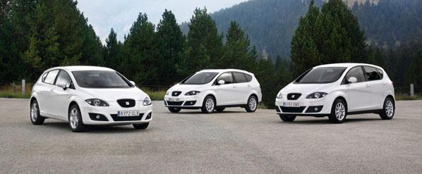 Seat León, Altea y Altea XL Ecomotive