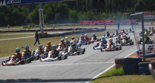 Karting: Copa Ibérica Rotax 2009