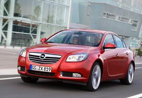 Nuevo Opel Insignia 2012