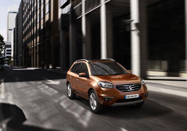 Renault Koleos el contacto