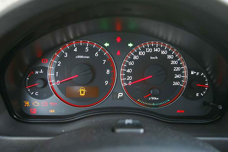 Subaru Outback 3.0R: tres motores en uno