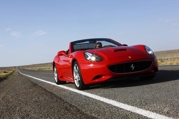 Nuevo Ferrari California