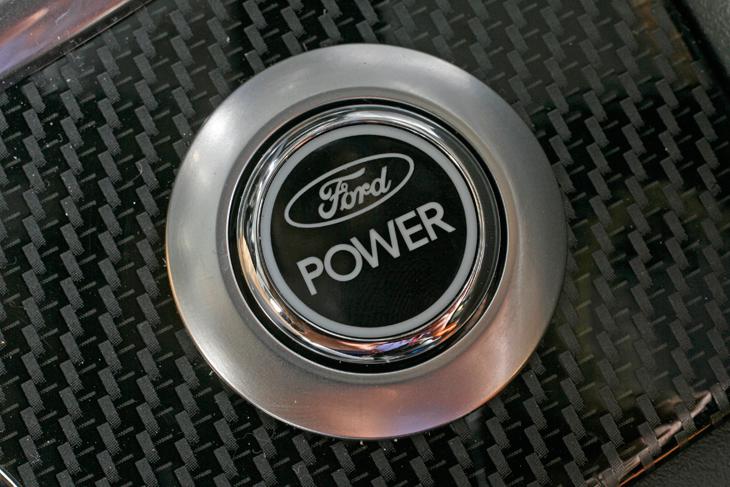 Probamos el Ford Focus ST detalles