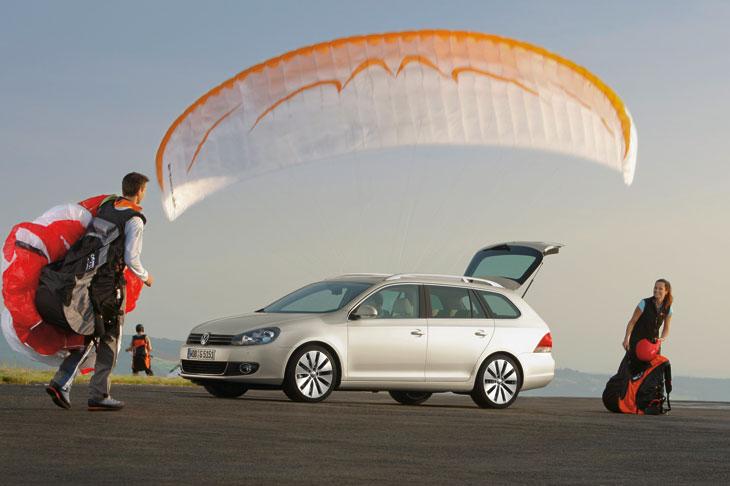 Volkswagen Golf Variant VI