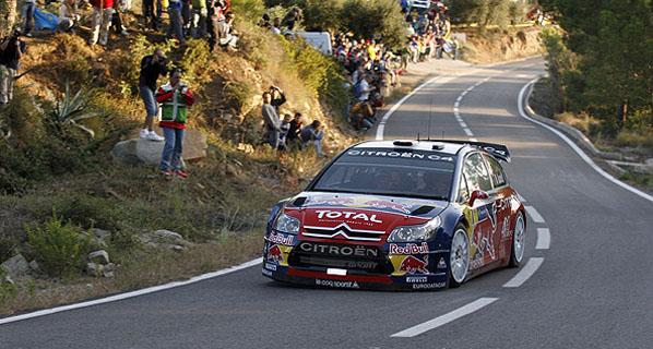 WRC: Las mejores imágenes del Rally de Catalunya