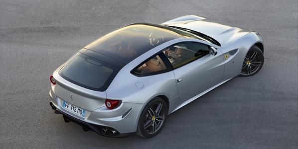 Ferrari FF, el más práctico de Maranello