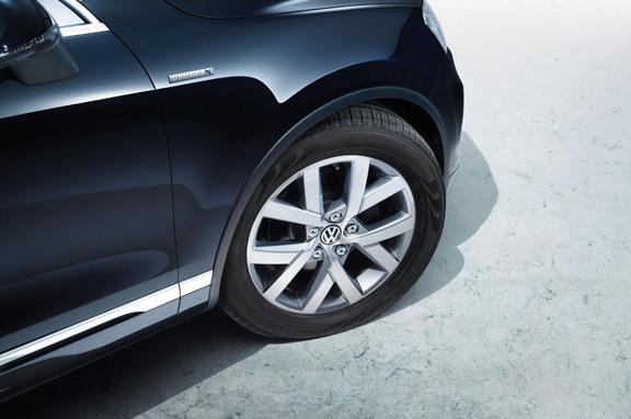 VW Touareg X Edition