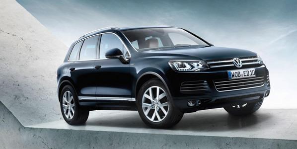 Volkswagen Touareg X Edition