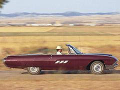 Ford Thunderbird de 1963