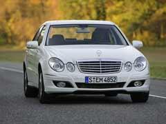 Mercedes E 300 Bluetec y E 350 CGI