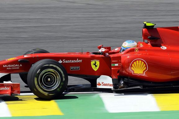 F1: GP de Brasil 2010